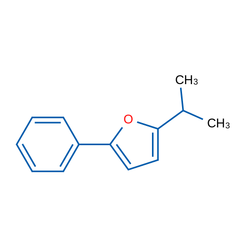 2-Isopropyl-5-phenylfuran