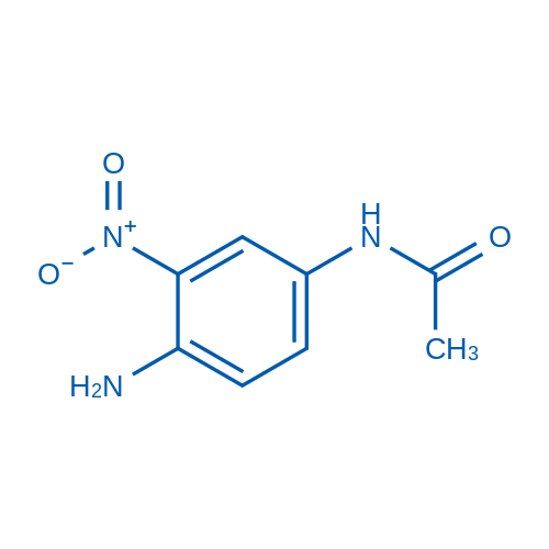 N-(4-Amino-3-nitrophenyl)acetamide