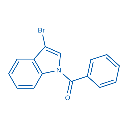 (3-Bromo-1H-indol-1-yl)(phenyl)methanone