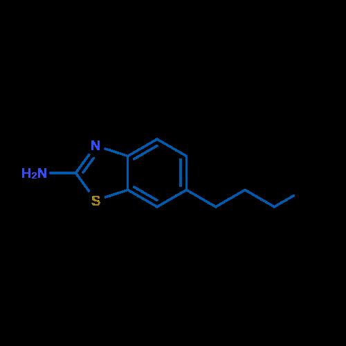 6-Butylbenzo[d]thiazol-2-amine