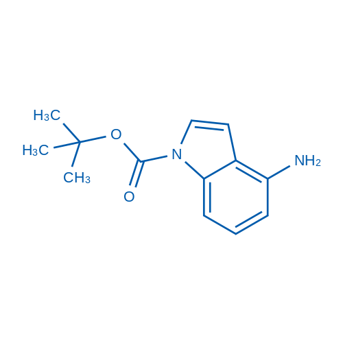 1-Boc-4-aminoindole