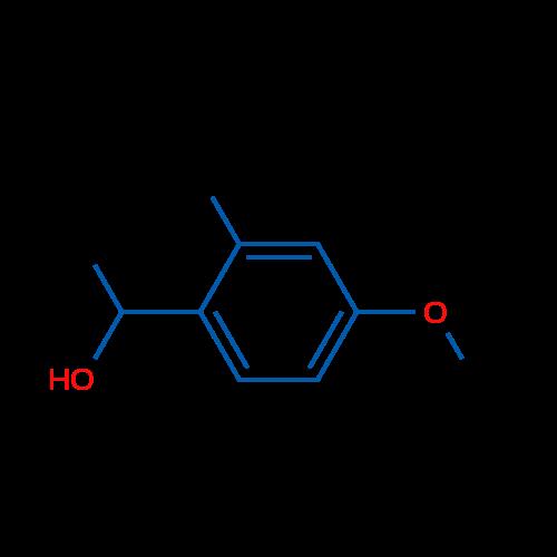 1-(4-Methoxy-2-methylphenyl)ethanol