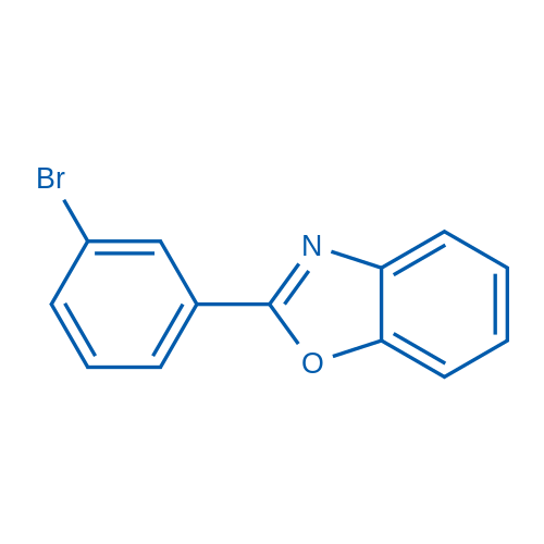 2-(3-Bromophenyl)benzo[d]oxazole