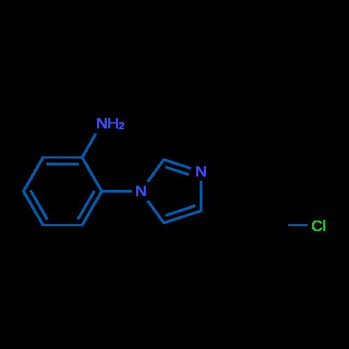 2-(1H-Imidazol-1-yl)aniline hydrochloride