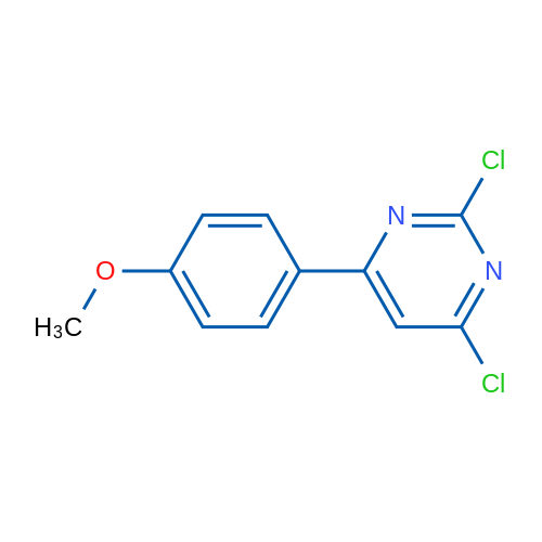 2,4-Dichloro-6-(4-methoxyphenyl)pyrimidine