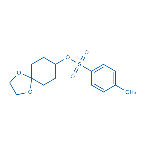 1,4-Dioxaspiro[4.5]decan-8-yl 4-methylbenzenesulfonate