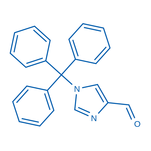 1-Trityl-1H-imidazole-4-carbaldehyde