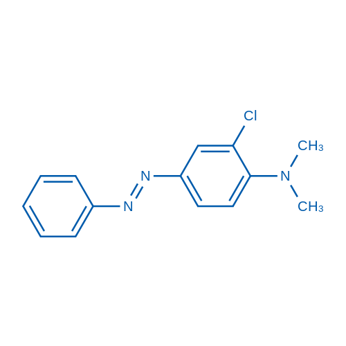 2-Chloro-N,N-dimethyl-4-(phenyldiazenyl)aniline