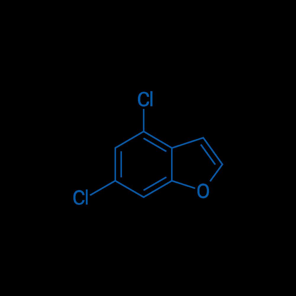 4,6-Dichlorobenzofuran