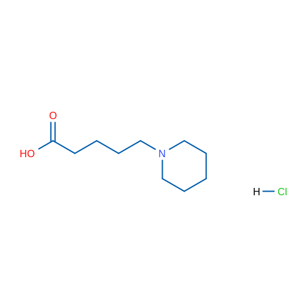 5-(Piperidin-1-yl)pentanoic acid hydrochloride