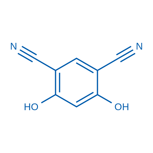 4,6-Dihydroxybenzene-1,3-dicarbonitrile