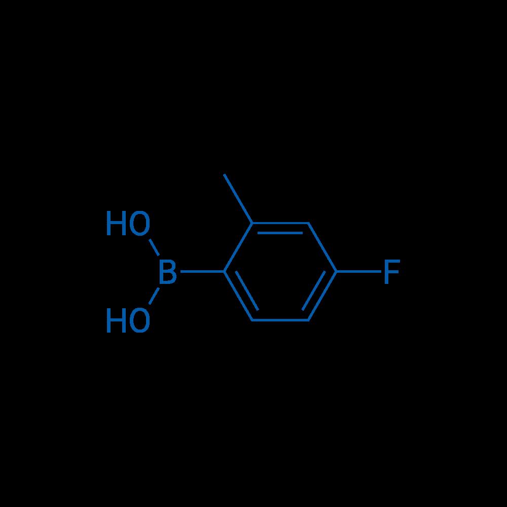 2-Methyl-4-fluorophenylboronic acid