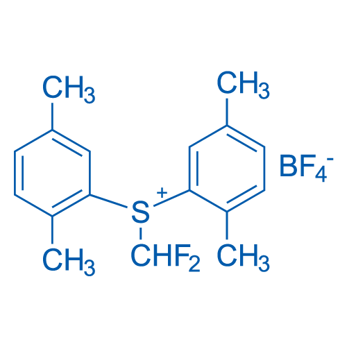 (Difluoromethyl)bis(2,5-dimethylphenyl)sulfonium tetrafluoroborate