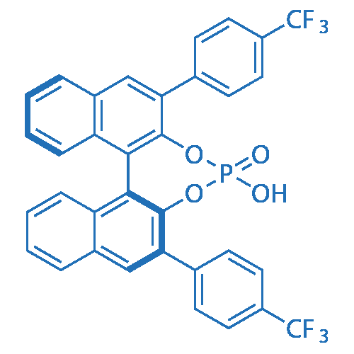 (11bS)-4-Hydroxy-2,6-bis[4-(trifluoromethyl)phenyl]-4-oxide-dinaphtho[2,1-d:1',2'-f][1,3,2]dioxaphosphepin