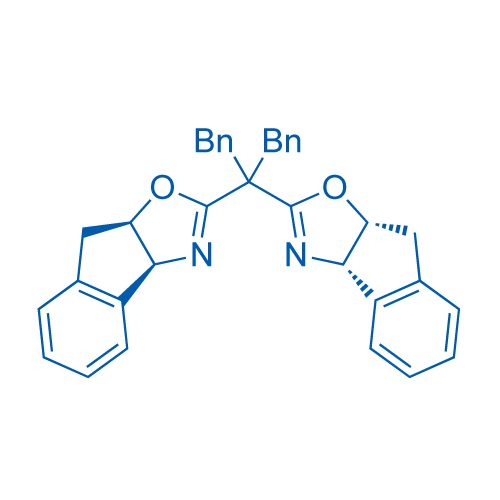 (3aS,3a'S,8aR,8a'R)-2,2'-(1,3-diphenylpropane-2,2-diyl)bis(3a,8a-dihydro-8H-indeno[1,2-d]oxazole)