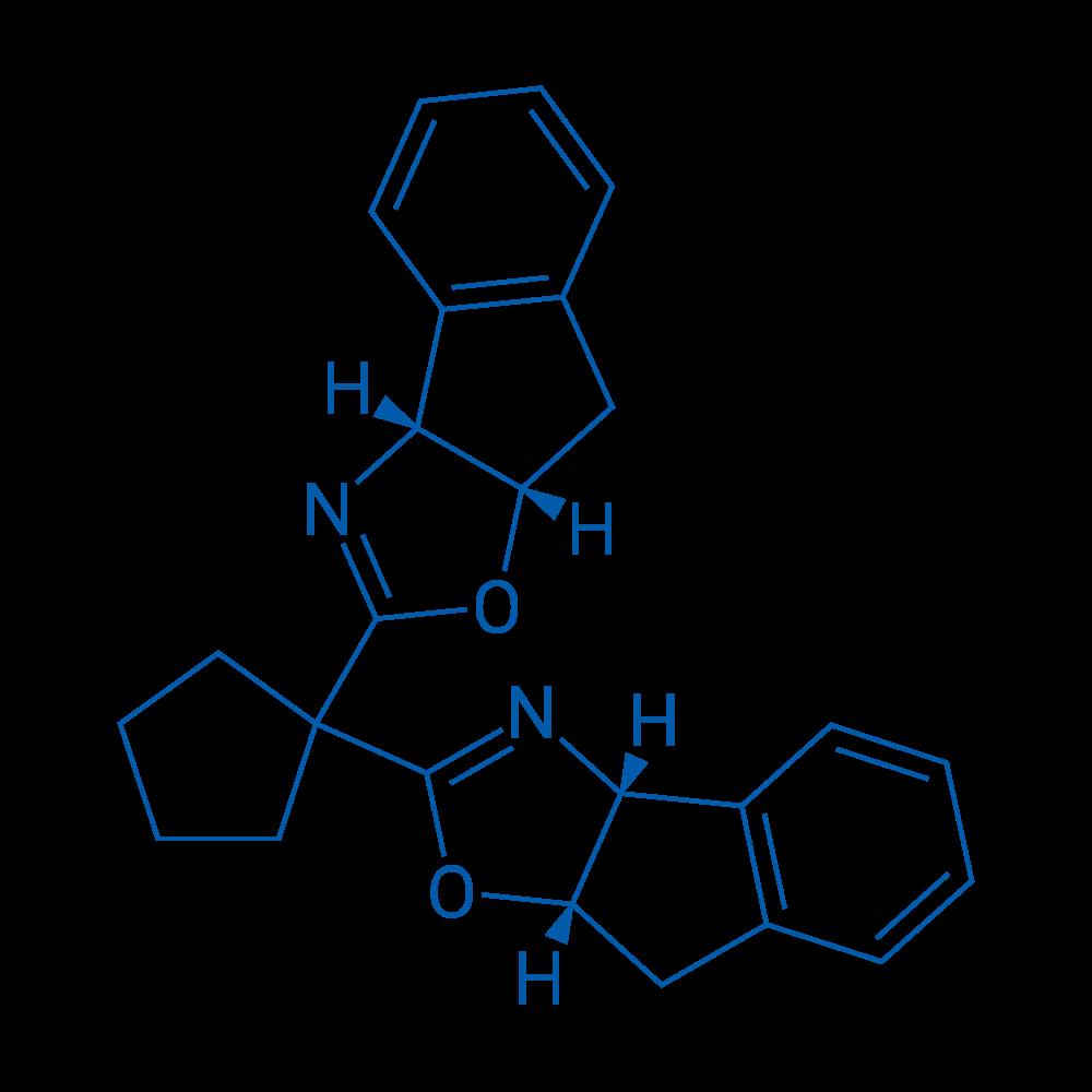 (3aR,3'aR,8aS,8'aS)-2,2'-Cyclopentylidenebis[3a,8a-dihydr o-8H-indeno[1,2-d]oxazole]