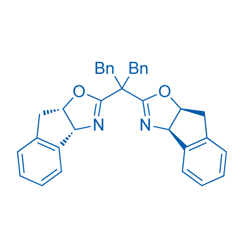 (3aR,3a'R,8aS,8a'S)-2,2'-(1,3-Diphenylpropane-2,2-diyl)bis(3a,8a-dihydro-8H-indeno[1,2-d]oxazole)