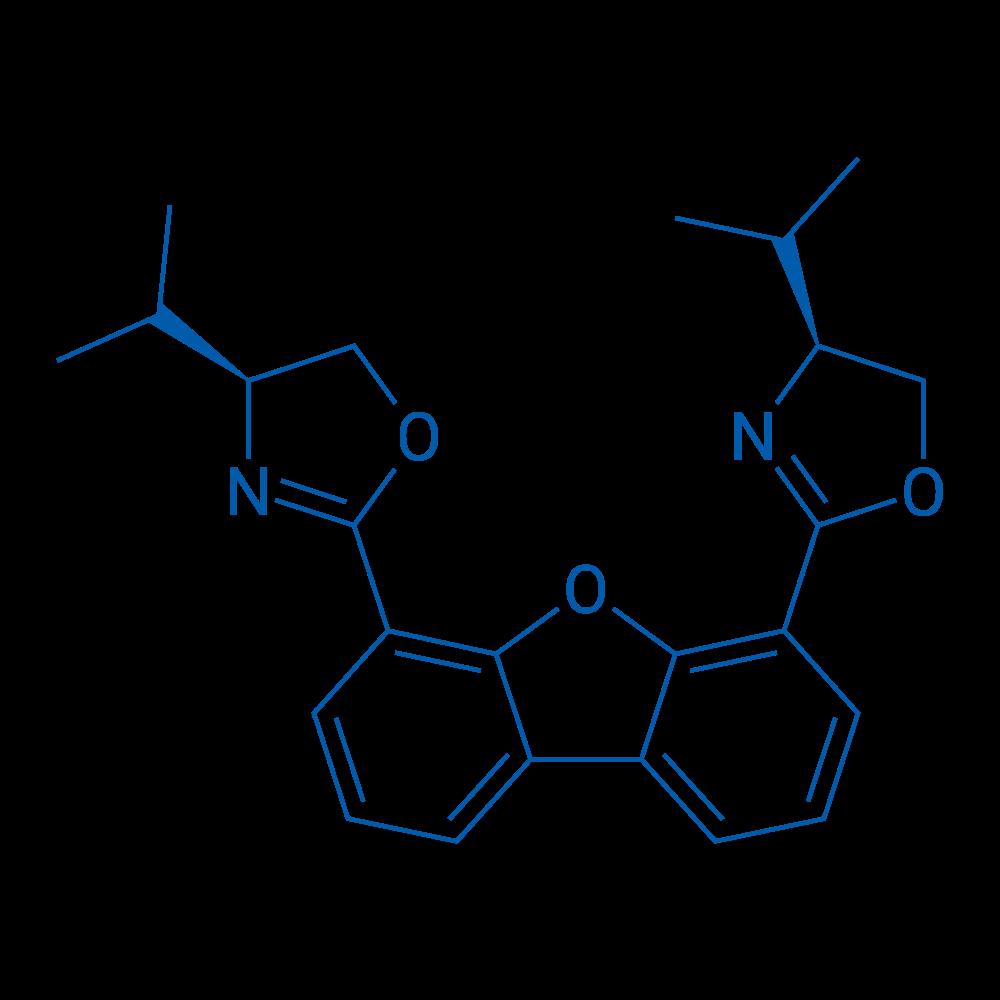 (4S,4'S)-2,2'-(4,6-Dibenzofurandiyl)bis[4,5-dihydro-4-isopropyloxazole]