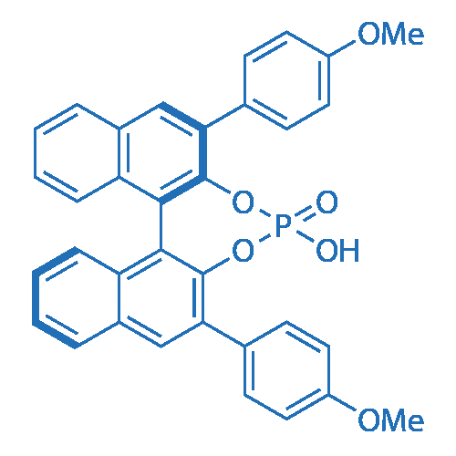 (11bR)-4-Hydroxy-2,6-bis(4-methoxyphenyl)-4-oxide-dinaphtho[2,1-d:1',2'-f][1,3,2]dioxaphosphepin