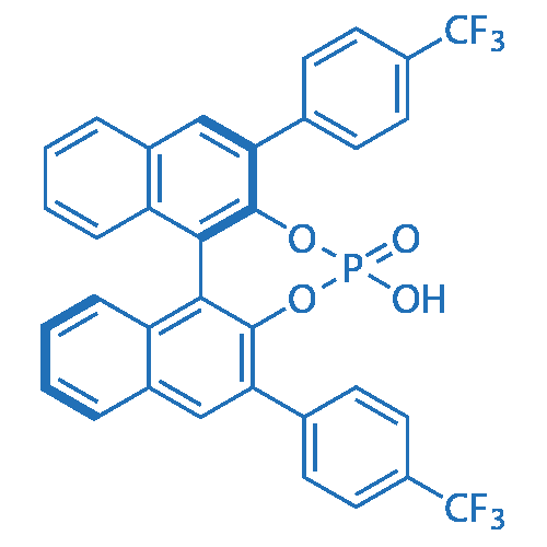 (11bR)-4-Hydroxy-2,6-bis[4-(trifluoromethyl)phenyl]-4-oxide-dinaphtho[2,1-d:1',2'-f][1,3,2]dioxaphosphepin