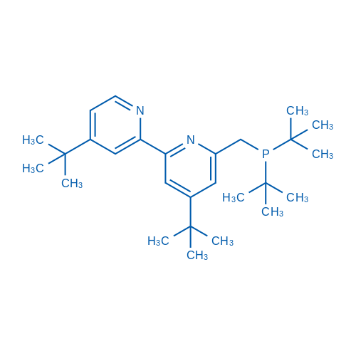 4,4'-Di-tert-butyl-6-((di-tert-butylphosphino)methyl)-2,2'-bipyridine