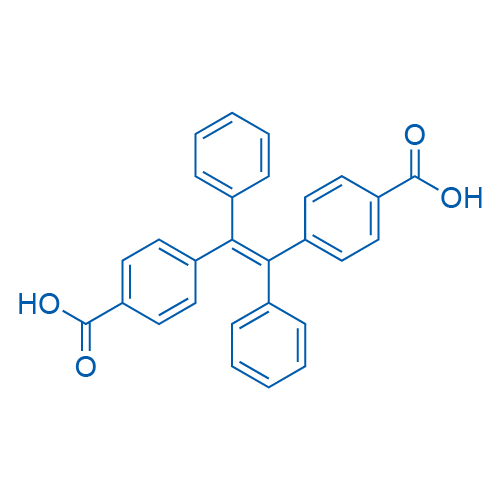 4,4'-(1,2-Diphenylethene-1,2-diyl)dibenzoic acid