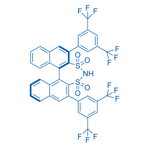 2,6-Bis(3,5-bis(trifluoromethyl)phenyl)dinaphtho[2,1-d:1',2'-f][1,3,2]dithiazepine- 3,3,5,5-tetraoxide-(11bR)-