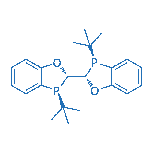 (2S,2'S,3S,3'S)-3,3'-Bis(1,1-dimethylethyl)-2,2',3,3'-tetrahydro-2,2'-bi-1,3-benzoxaphosphole