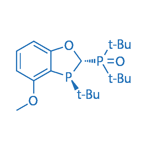 rel-(2R,3R)-2-[Bis(1,1-dimethylethyl)phosphinyl]-3-(1,1-dimethylethyl)-2,3-dihydro-4-methoxy-1,3-benzoxaphosphole