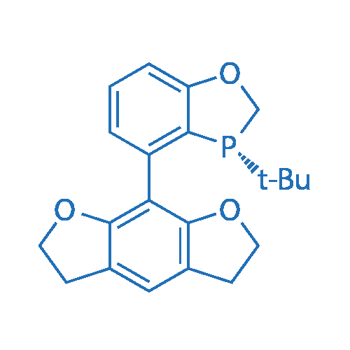 (R)-3-(tert-Butyl)-4-(2,3,5,6-tetrahydrobenzo[1,2-b:5,4-b']difuran-8-yl)-2,3-dihydrobenzo[d][1,3]oxaphosphole
