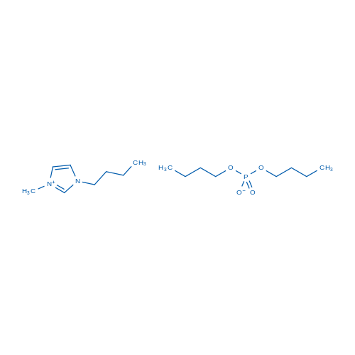 1-Butyl-3-methyl-1H-imidazol-3-ium dibutyl phosphate