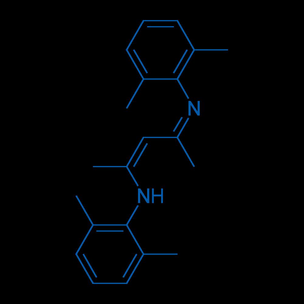N-{3-[(2,6-Dimethylphenyl)amino]-1-methyl-2-buten-1-ylidene}-2,6-dimethylbenzenamine