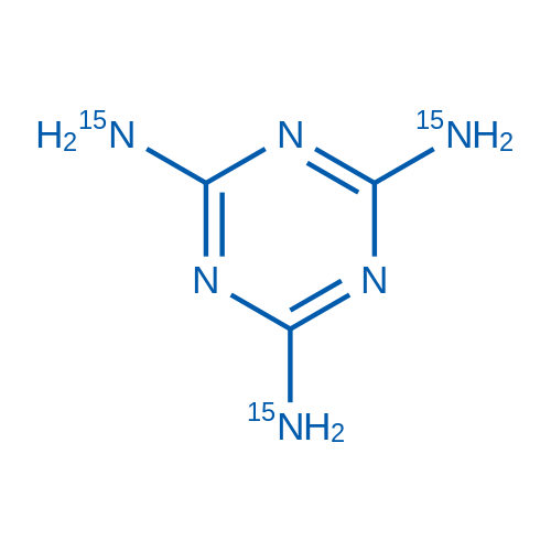 Melamine-15N3