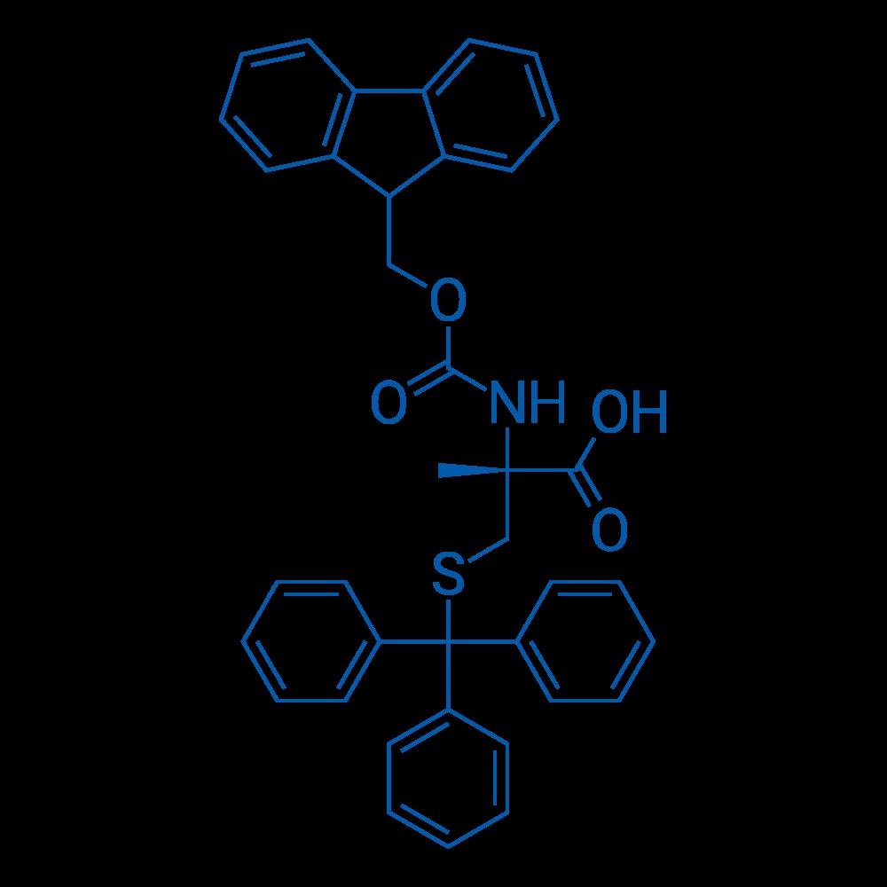 N-[(9H-Fluoren-9-ylmethoxy)carbonyl]-2-methyl-S-(triphenylmethyl)-L-cysteine