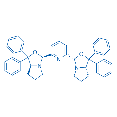 1H,3H-Pyrrolo[1,2-c]oxazole, 3,3'-(2,6-pyridinediyl)bis[tetrahydro-1,1-diphenyl-, (3S,3'S,7aS,7'aS)-
