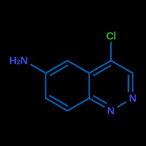 4-Chlorocinnolin-6-amine