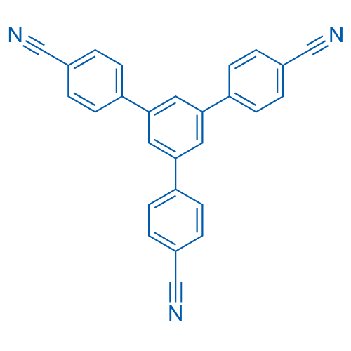 [1,1:3,1-Terphenyl]-4,4-dicarbonitrile, 5-(4-cyanophenyl)-