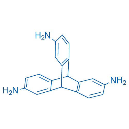 9,10[1,2]-Benzenoanthracene-2,6,14-triamine, 9,10-dihydro-