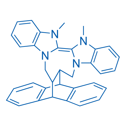 rel-(12a,18a)-5,6,12,12a,13,18,18a,19-Octahydro-5,6-dimethyl-13,18[1',2']-benzenobisbenzimidazo [1,2-b:2',1'-d]benzo[i][2.5]benzodiazocine
