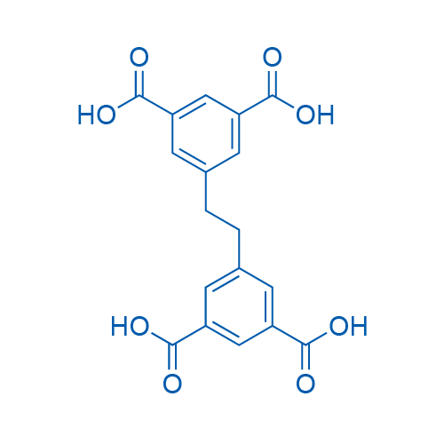 1,3-Benzenedicarboxylic acid, 5,5'-(1,2-ethanediyl)bis-