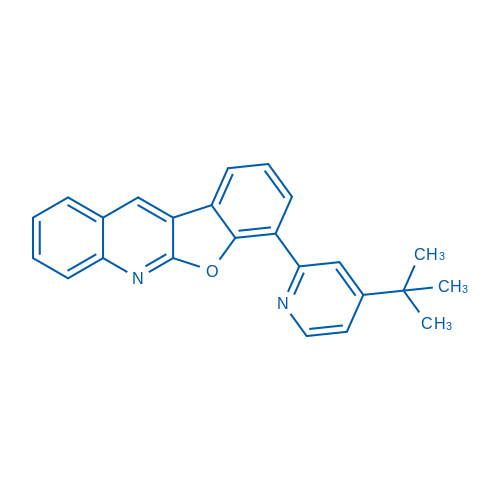 4-(4-(tert-Butyl)pyridin-2-yl)benzofuro[2,3-b]quinoline