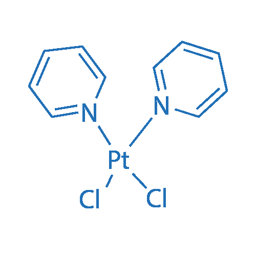 cis-Dichlorobis(pyridine)platinum(II)