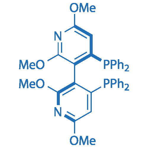 (R)-(+)-2,2',6,6'-Tetramethoxy-4,4'-bis(diphenylphosphino)-3,3'-bipyridine