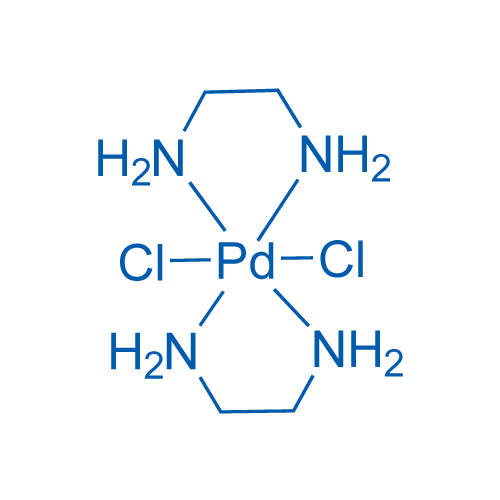 Palladium(2+), bis(1,2-ethanediamine-κN1,κN2)-, chloride (1:2)