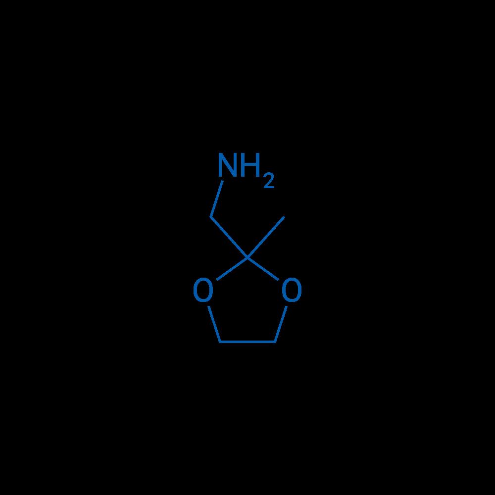 (2-Methyl-1,3-dioxolan-2-yl)methanamine