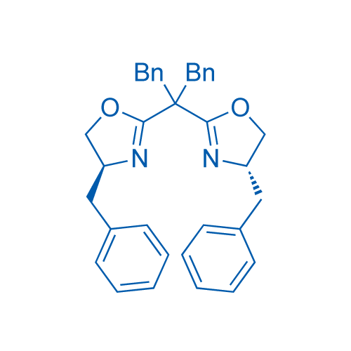 (4S,4'S)-2,2'-(1,3-Diphenylpropane-2,2-diyl)bis(4-benzyl-4,5-dihydrooxazole)