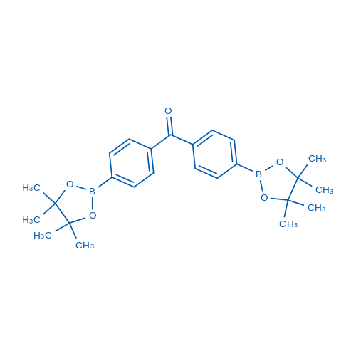 Bis(4-(4,4,5,5-tetramethyl-1,3,2-dioxaborolan-2-yl)phenyl)methanone