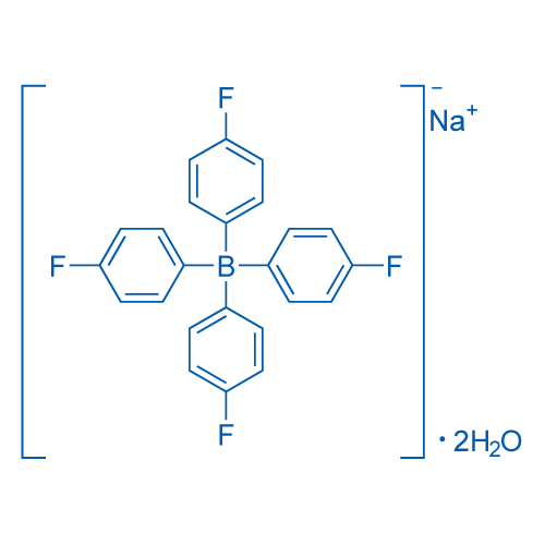 Sodium tetrakis(4-fluorophenyl)borate dihydrate