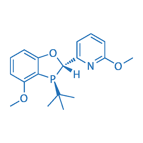 2-((2S,3S)-3-(tert-Butyl)-4-methoxy-2,3-dihydrobenzo[d][1,3]oxaphosphol-2-yl)-6-methoxypyridine