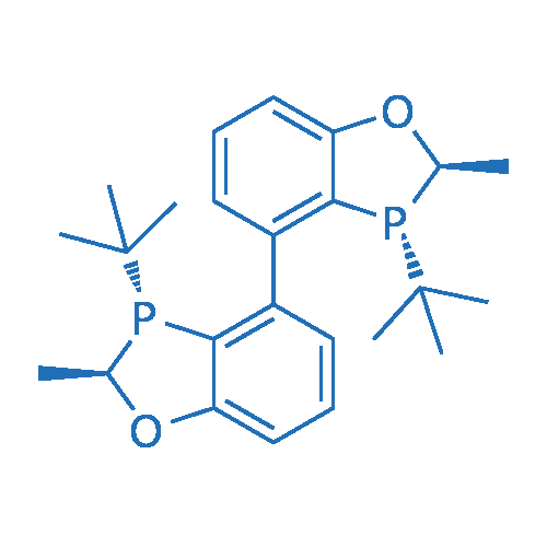 (2R,2'R,3R,3'R)-3,3'-Di-tert-butyl-2,2'-dimethyl-2,2',3,3'-tetrahydro-4,4'-bibenzo[d][1,3]oxaphosphole
